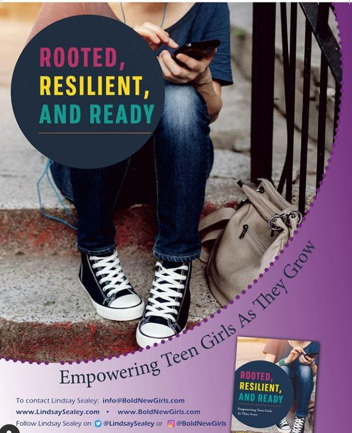 Rooted, Resilient and Ready - Book launch ! Parent's Night Out!