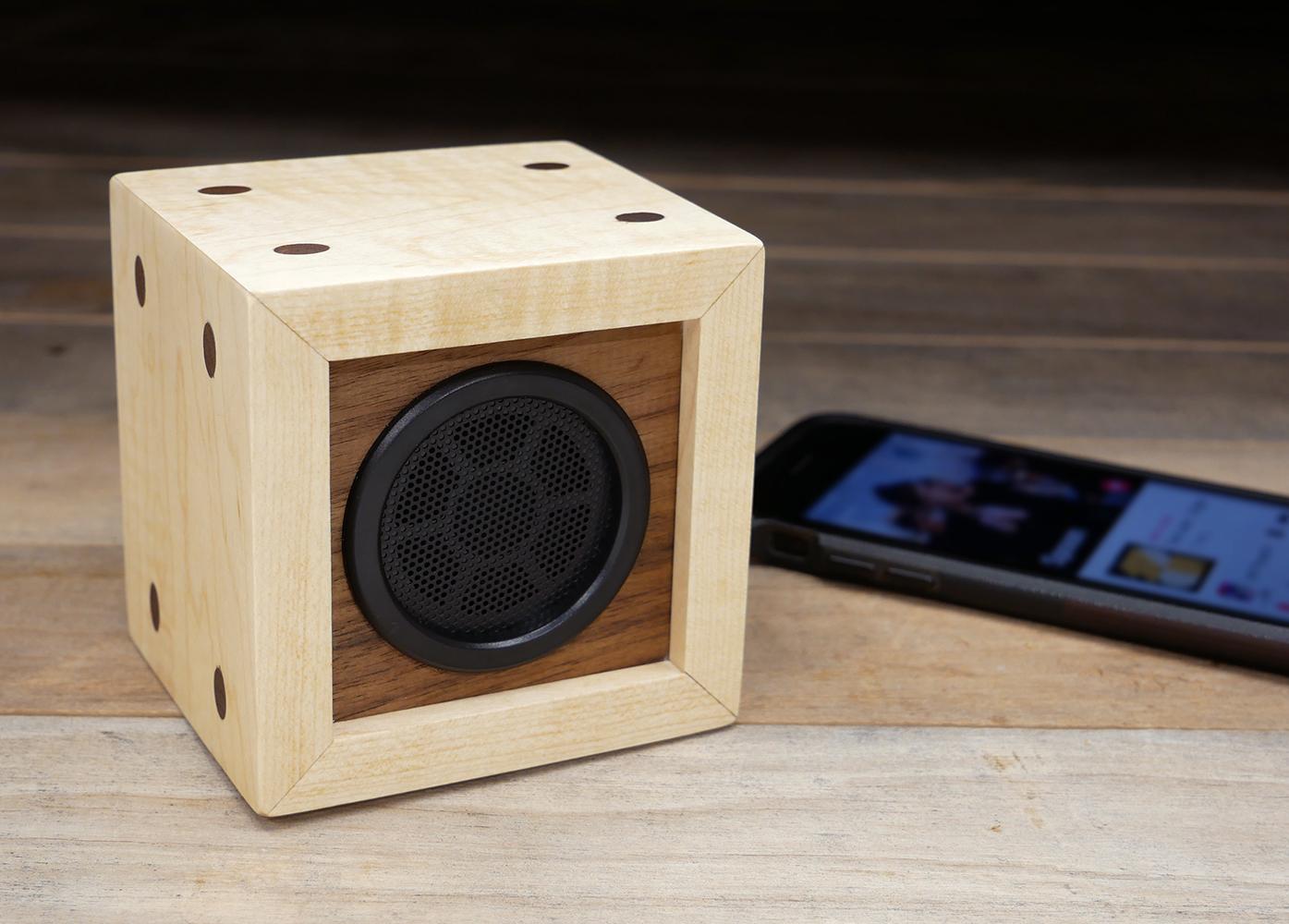 Wireless Speaker Box Make And Take