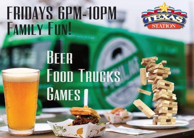 FRIDAY NIGHT FOOD TRUCKS - Weekly
