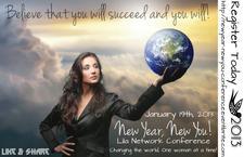Jessica Rivera & LILA Network logo