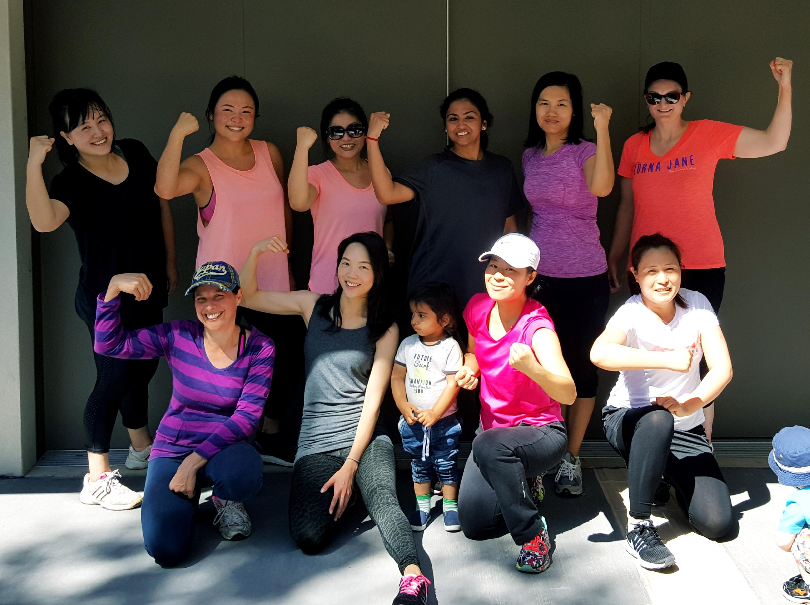 Fitness Class For The Family (FREE)