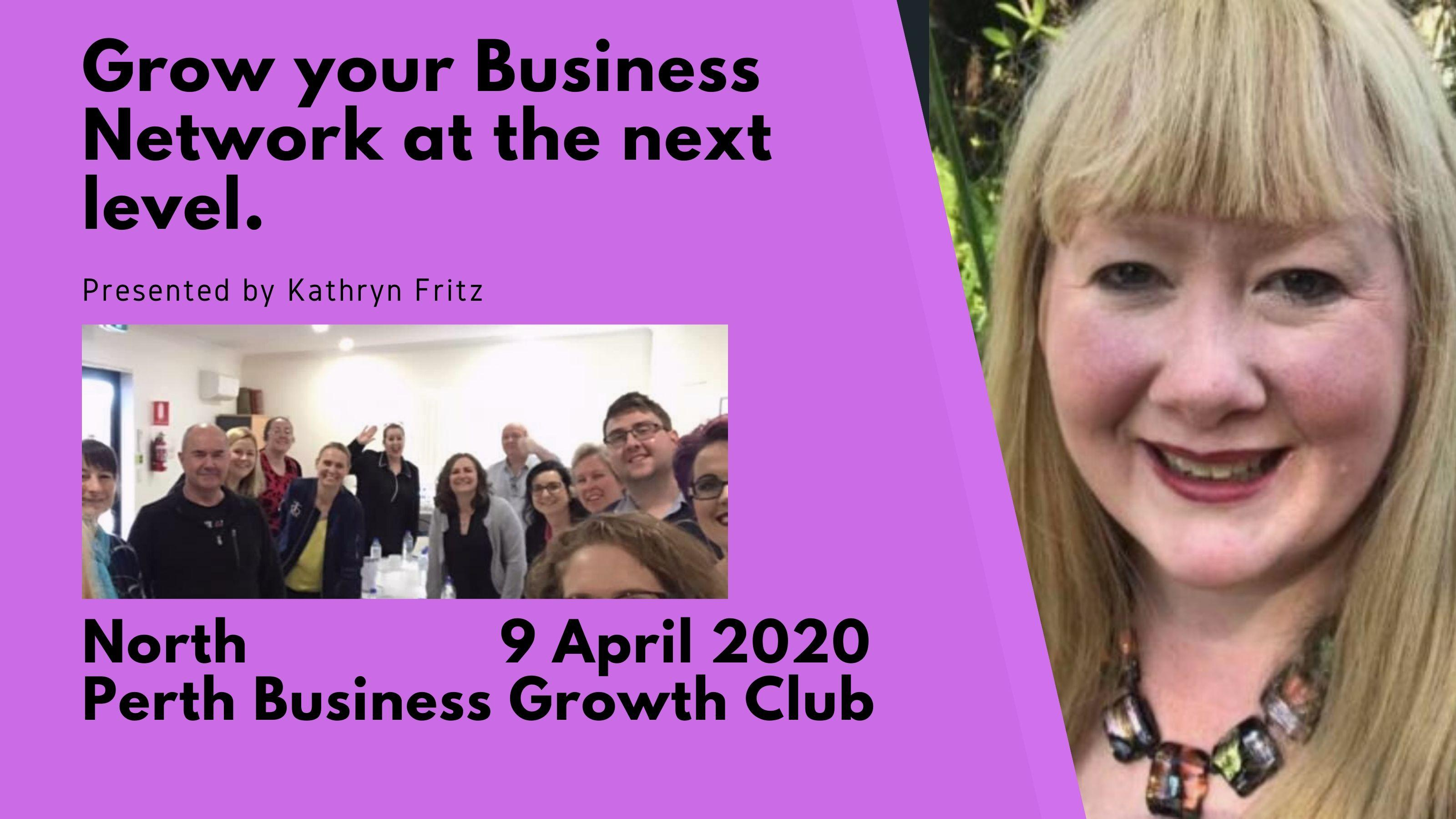 Grow Your Business Network at the Next Level