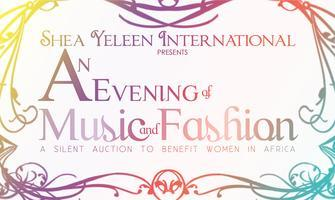 An Evening of Music and Fashion