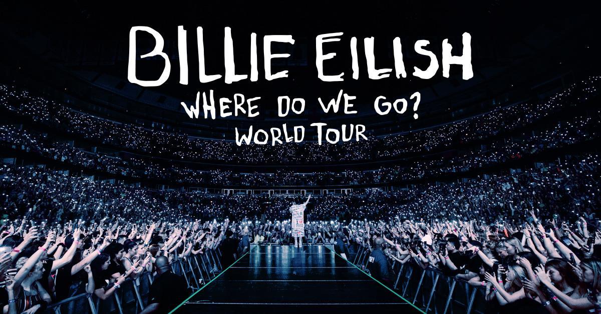 Billie Eilish Ticketless Upgrade