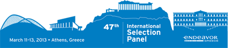 Endeavor 47th International Selection Panel- Athens,...