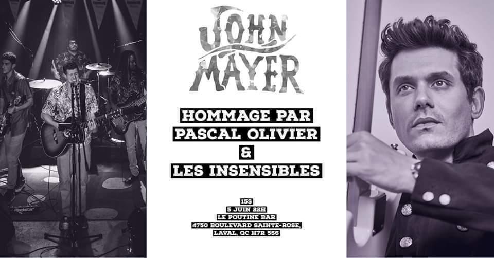 Hommage Jonh Mayer