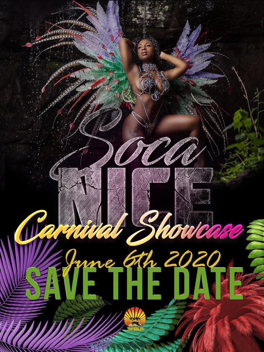 Miami Carnival Showcase 2020 - Stage Gone Bad