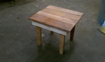 Advanced Rustic Side Table Series - 3 Week Class -...