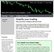 Getting  Support on MetaTrader Programming Software !
