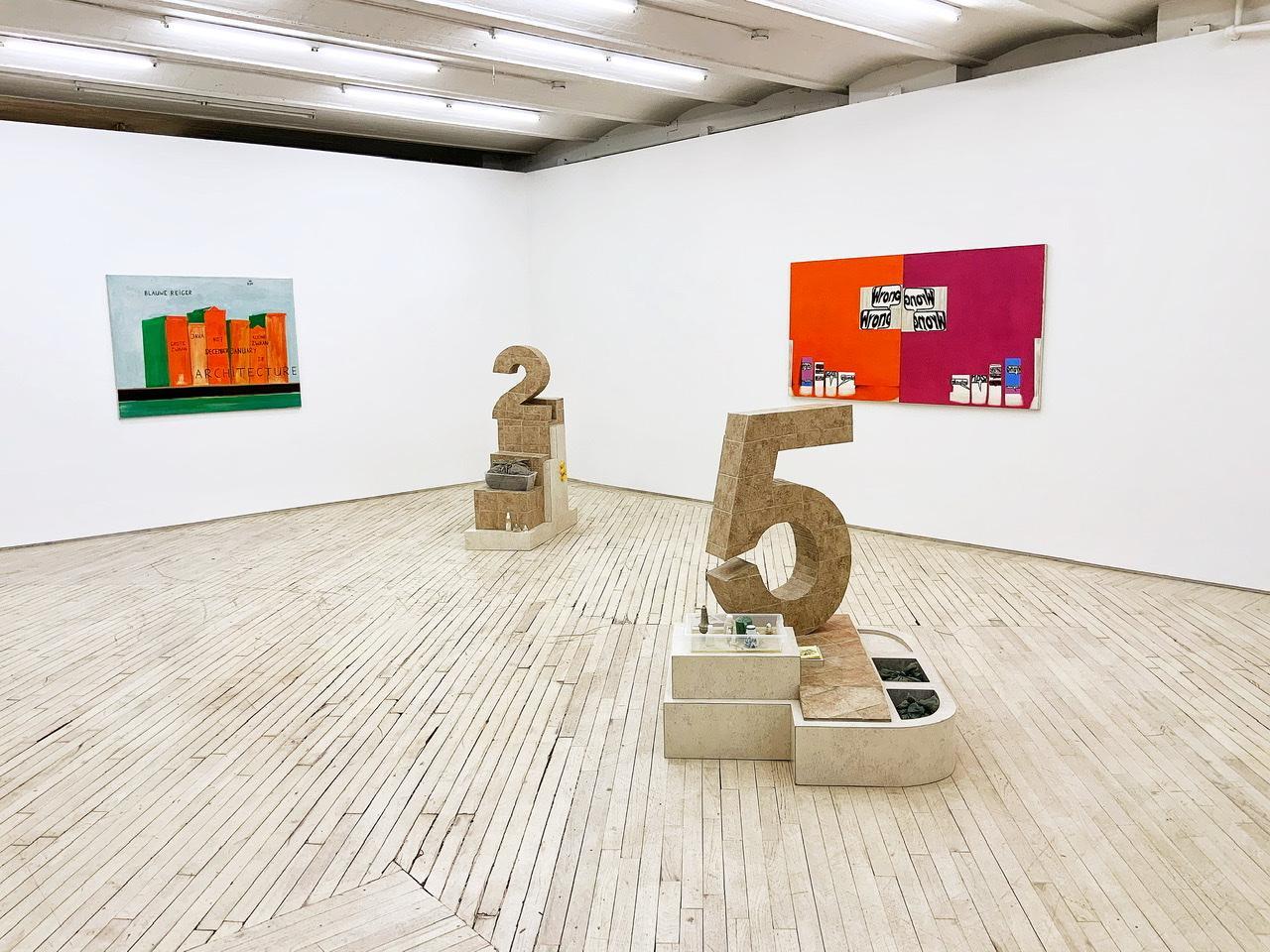 Contemporary Art in Downtown Manhattan