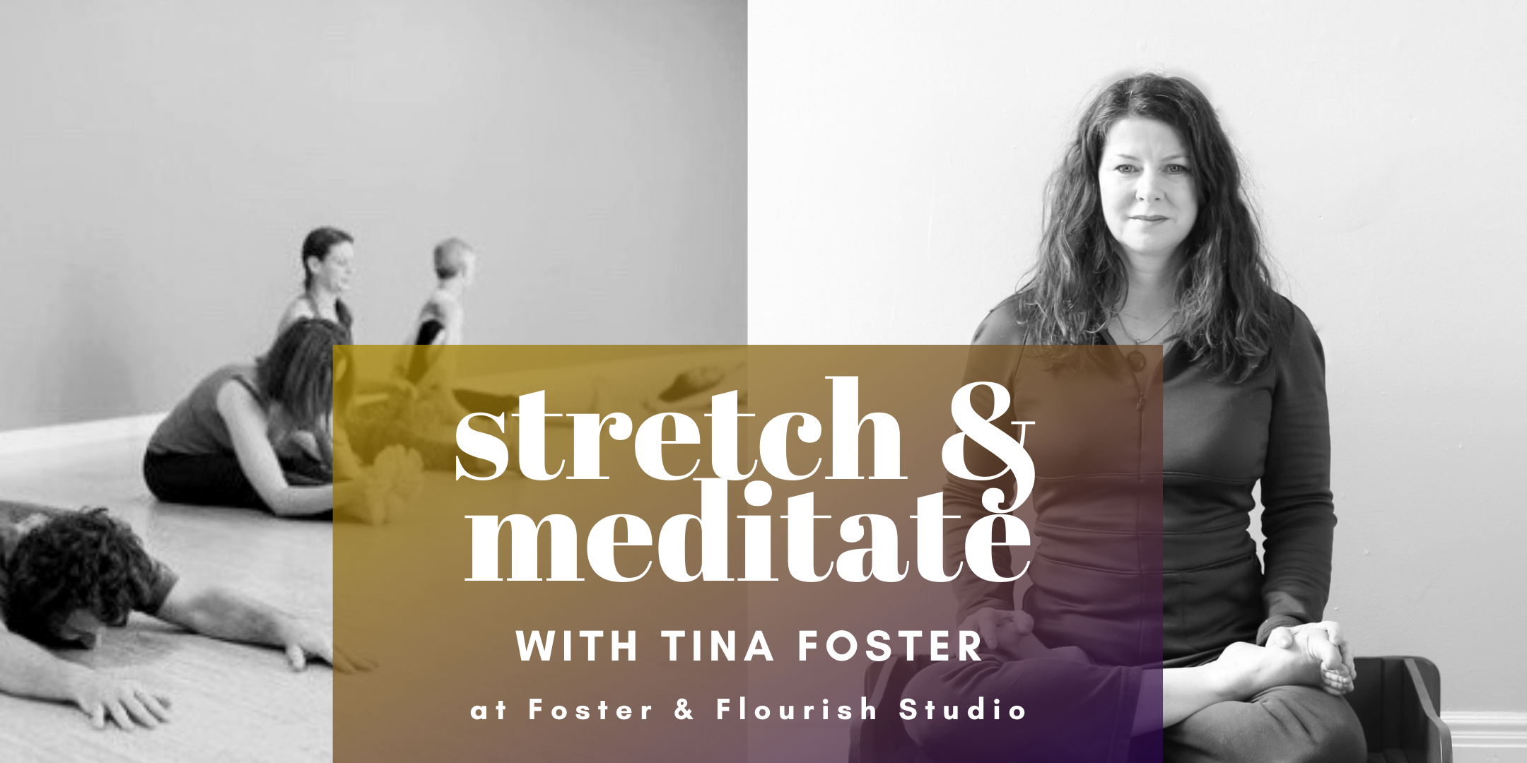 Stretch & Meditate (All 4 Sessions)