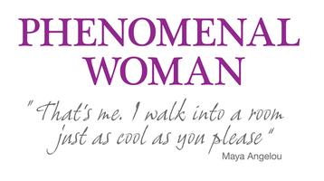 Phenomenal Woman Speaking Club (Cheshire)