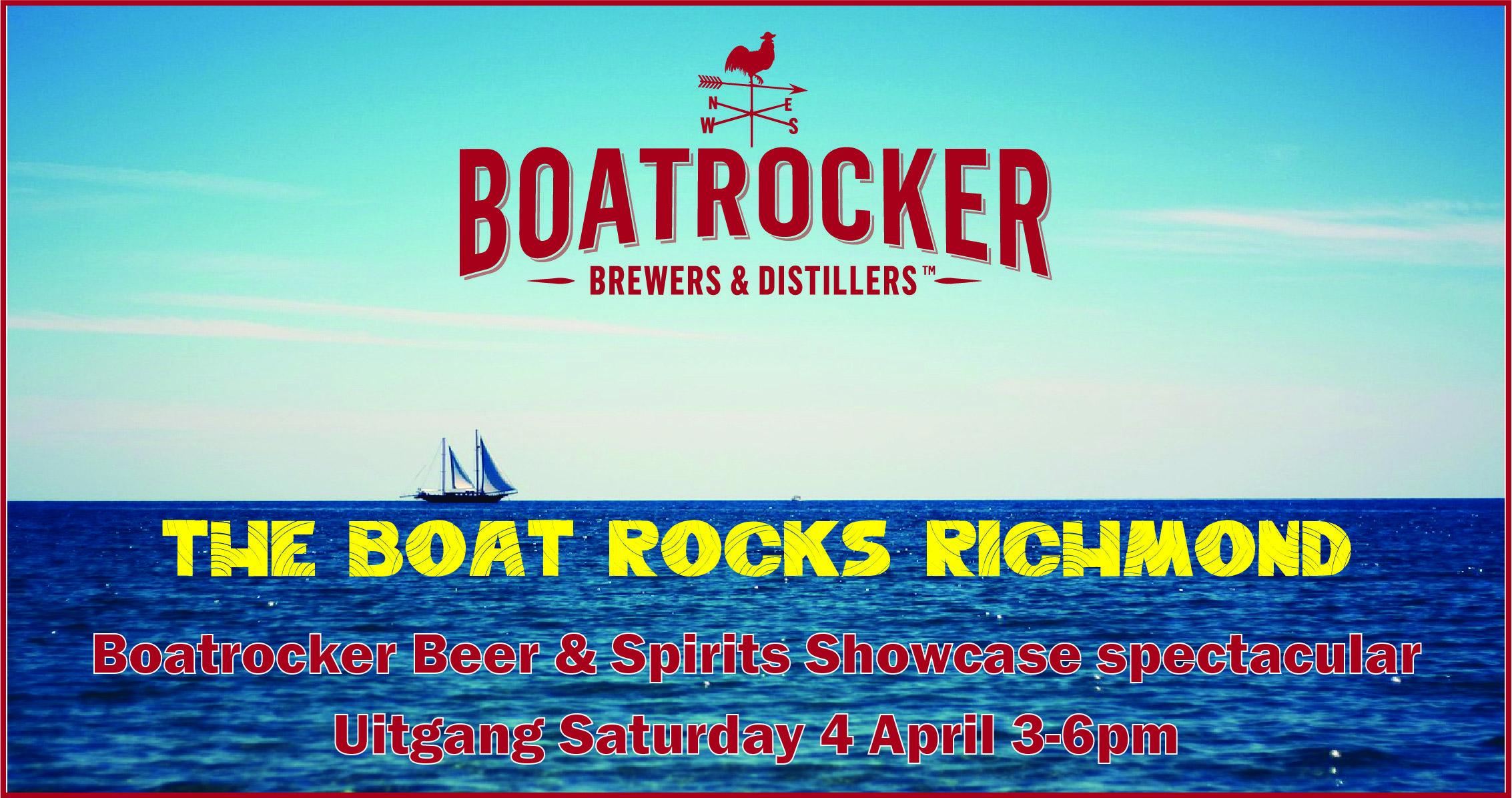 Boatrocker Rocks Richmond