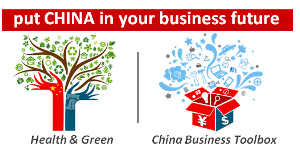 Put in Your Business Future: Health & Green / China...