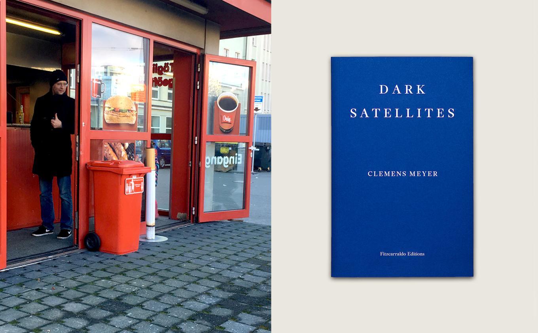Clemens Meyer liest: Dark Satellites // Berlin-Premiere!