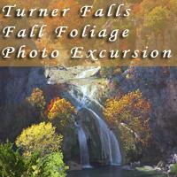 Turner Falls, Fall Foliage Photo Excursion