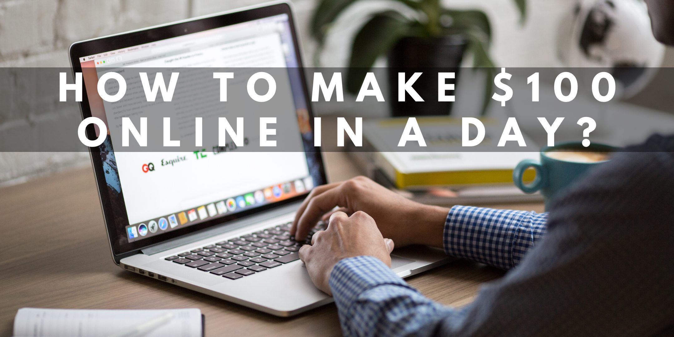 (9pm Session) How To Make $100 Online In A Day?