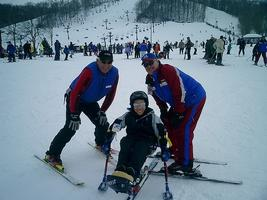 2013 Adaptive Downhill Skiing Clinic