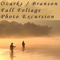 Branson - Ozarks, Fall Foliage Photo Excursion