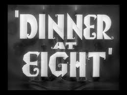 Dinner at Eight – Saturday, February 9th, 2013