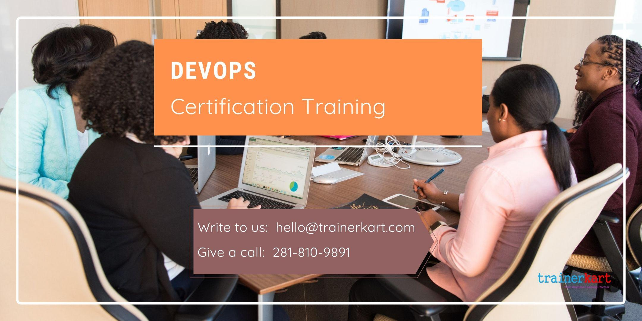 Devops 4 day classroom Training in Alexandria, LA