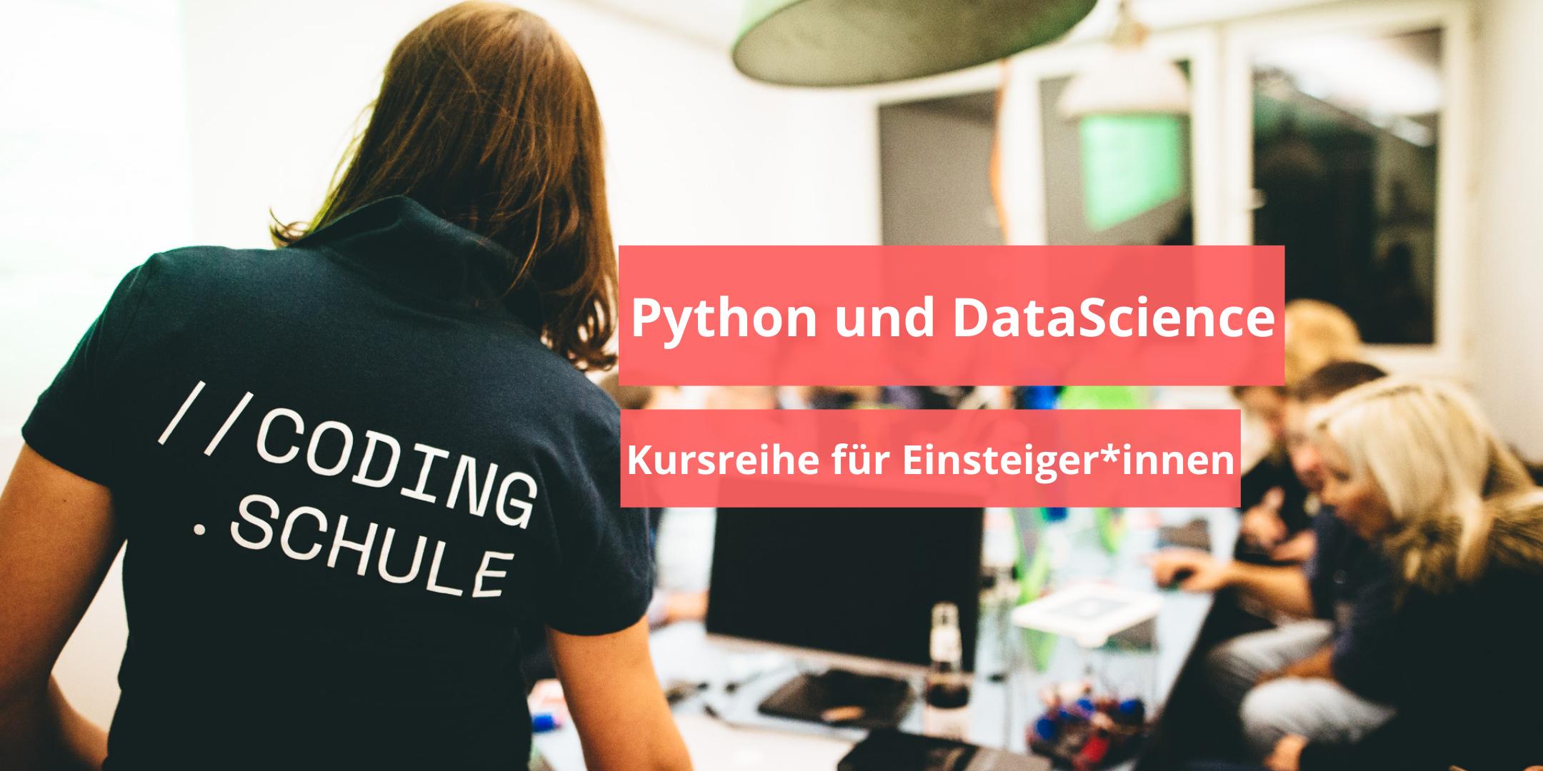 Data Science und Machine Learning / Grundlagen mit Python / Düsseldorf
