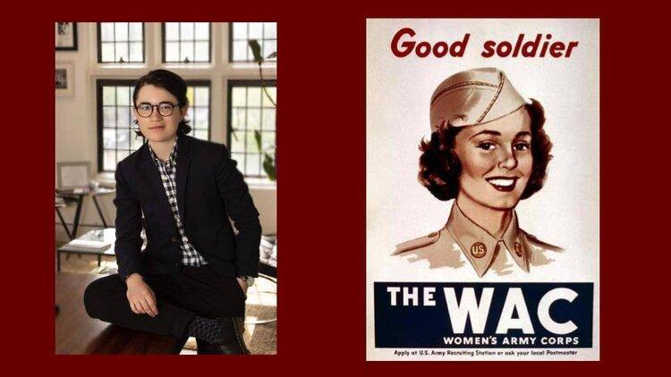 Soldiergirls by Em Weinstein