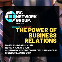 WORKSHOP INTERNACIONAL/ THE POWER OF BUSINESS...