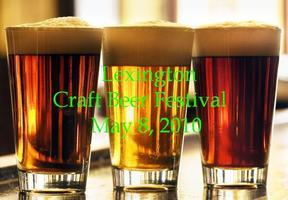 2nd Annual Lexington Craft Beer Festival