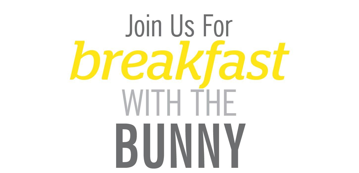 Breakfast with the Bunny, International Plaza