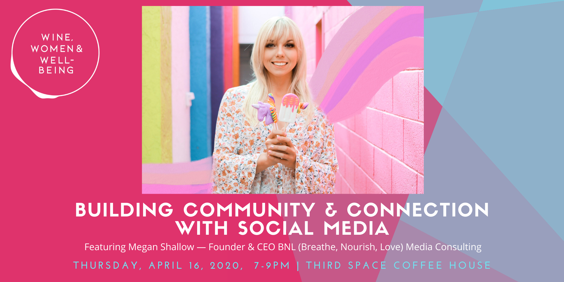 Building Community & Connection With Social Media: Kelowna