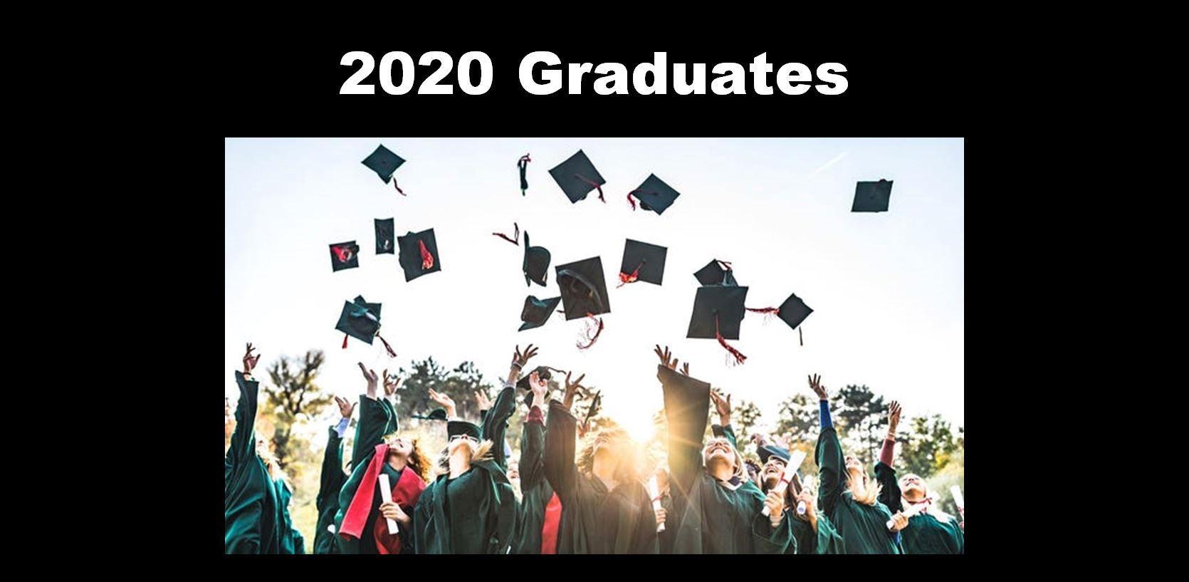 Career Event 2020 High School & College Graduates, Current Students