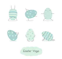 Family Yoga Easter Special