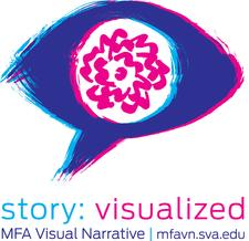 MFA Visual Narrative logo
