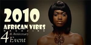 African Vibes Magazine 4th Anniversary Event: The...