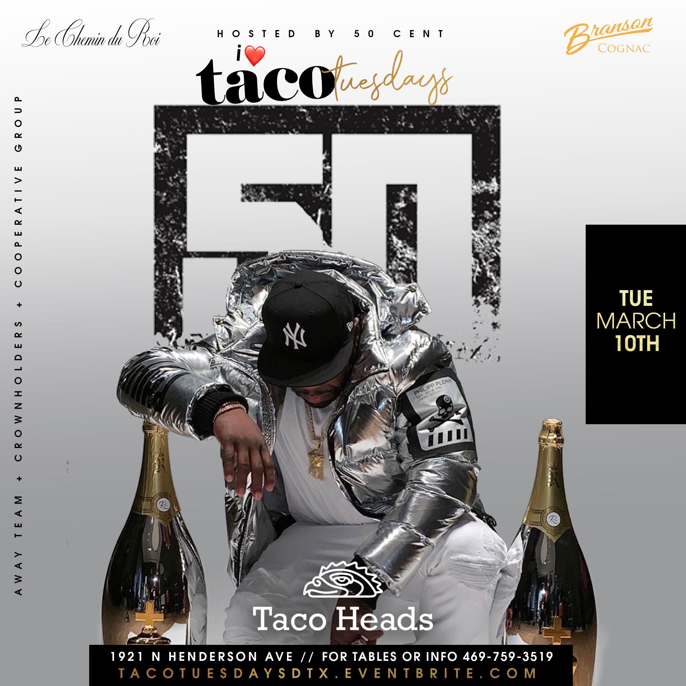 I ?? Taco Tuesdays | Every Tuesday @ Sancho's