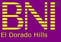 BNI El Dorado Hills Visitor Day