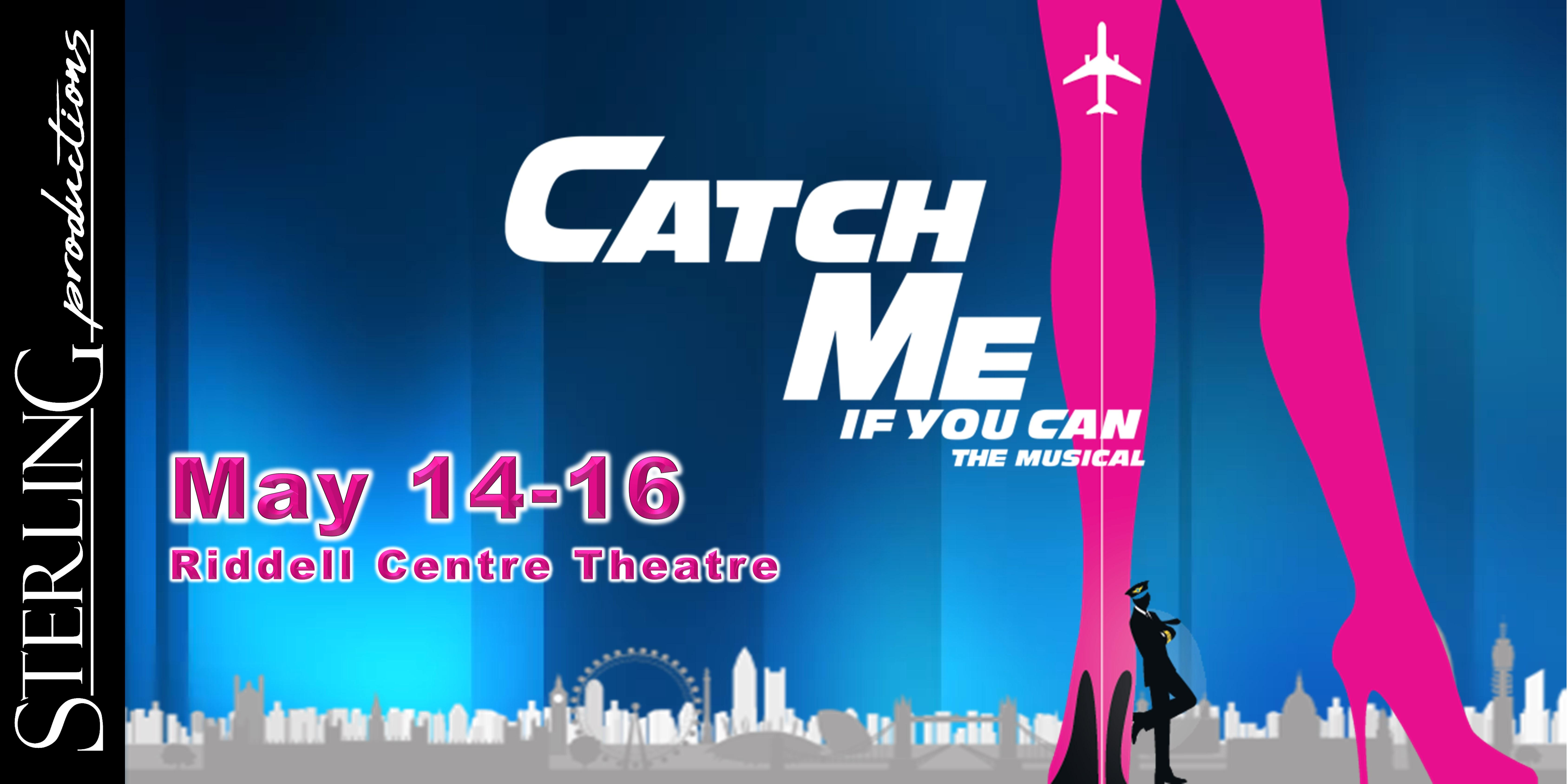 Catch Me If You Can - Wednesday