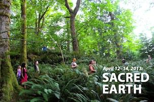 SACRED EARTH presented by Community Catalysts