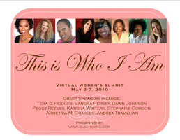 This is Who I Am ~ Virtual Women's Summit