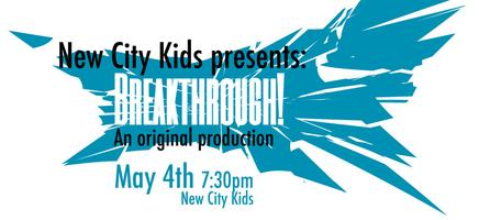 Breakthrough!: New City Kids // Jersey City (Saturday,...