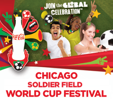 2010 Chicago World Cup Festival in Soldier Field