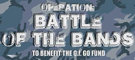 OPERATION: BATTLE OF THE BANDS