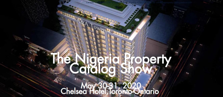 The Nigeria Property Catalogue Show