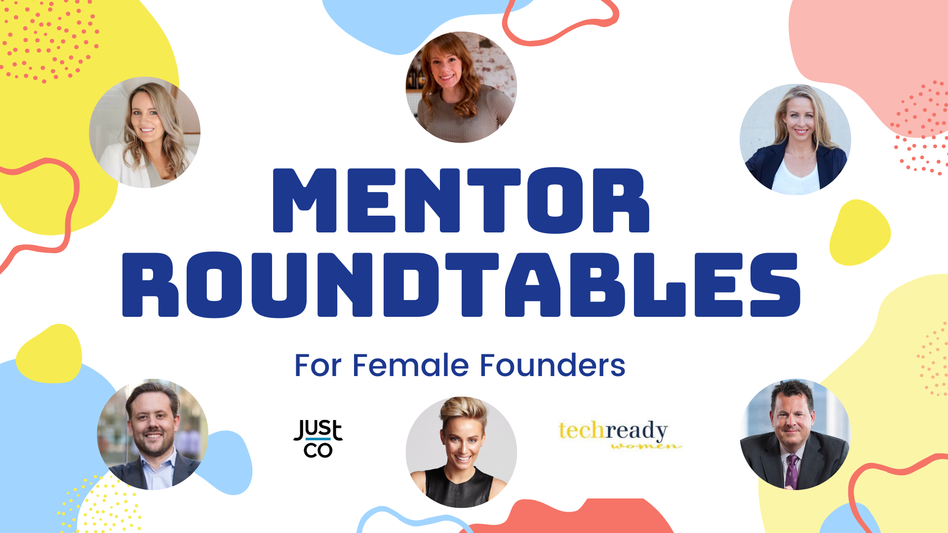 Mentor Roundtables For Female Founders