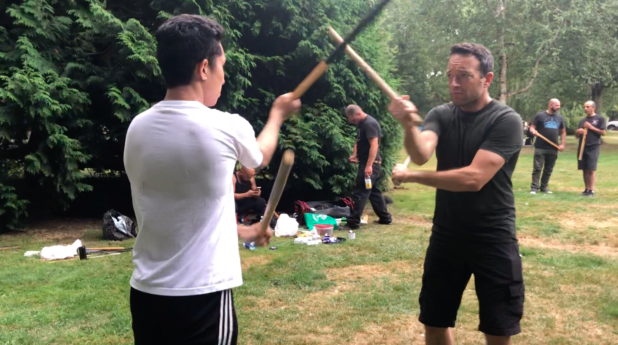 Cyclone Fighting Arts (Level 1) Weekly Class Vancouver
