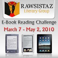 E-Book Reading Challenge sponsored by RAWSISTAZ.com