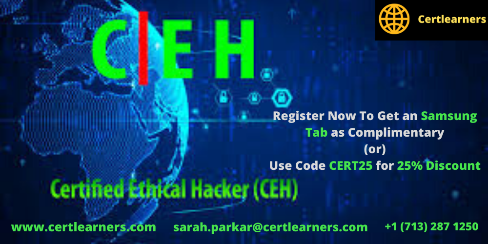 Certified Ethical Hacking v10 Training in Dubuque, IA,USA