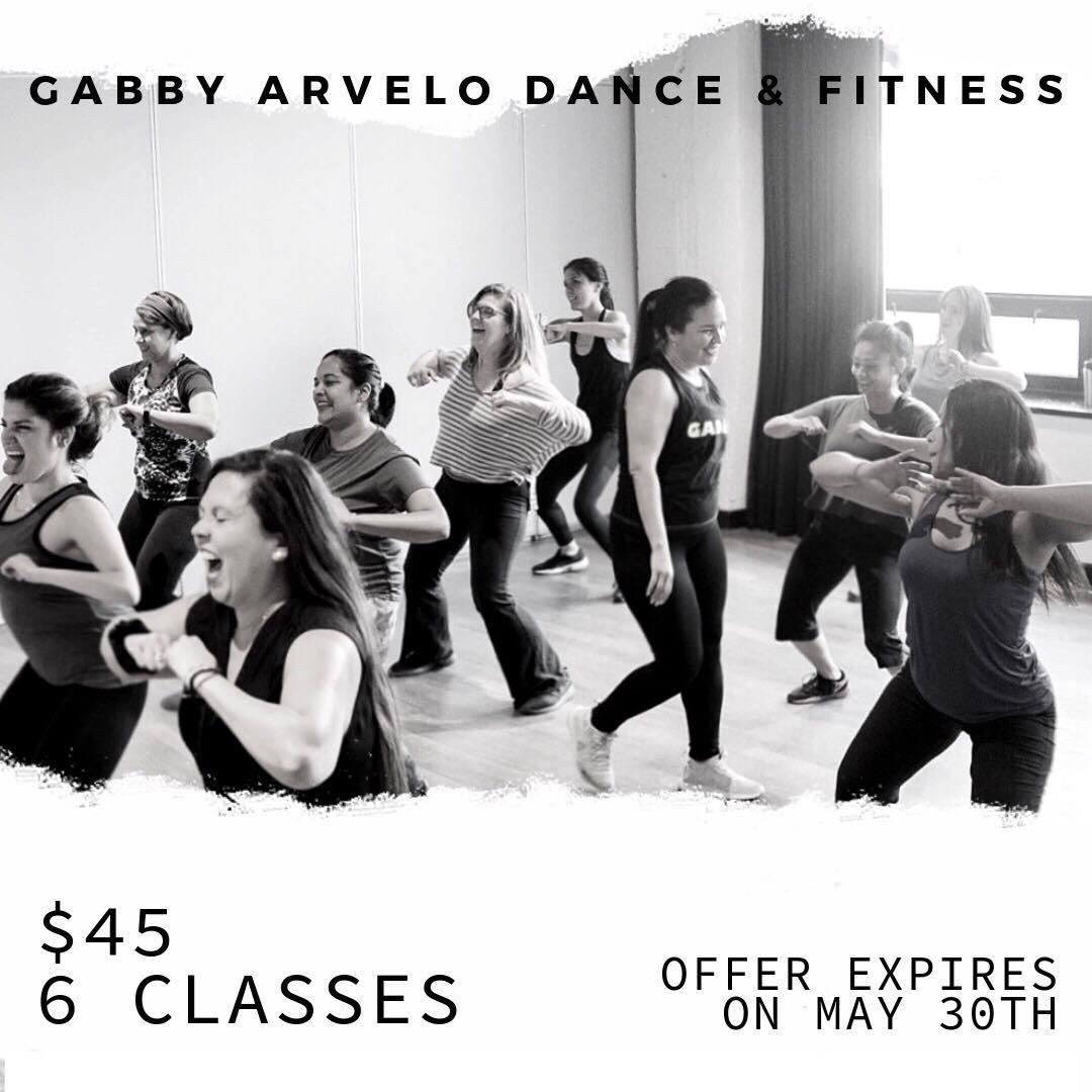 DANCE FITNESS | SPRING SESSION 2020