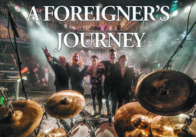 A Foreigners Journey live at Eleven Stoke